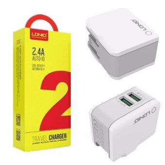 LDNIO A2203 - 2 USB Port 2.4A Travel Adapter