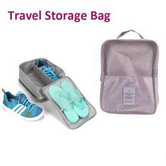 LOCAUPIN Portable Travel Shoes Storage Bag