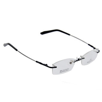 Rimless Glasses Malaysia : Memory Metal Rimless Glasses Eyeglasses Spectacles Frame ...