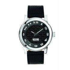 moschino watches price in best moschino watches lazada moschino watch cheap and chic black stainless steel case leather strap mens nwt warranty mw0262