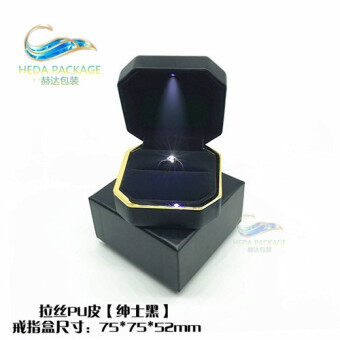 New Style High-grade necklace wedding engagement marriage proposal ring box