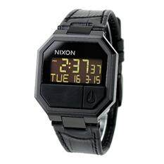 nixon watches price in best nixon watches lazada nixon watch re run black stainless steel case leather strap mens nwt warranty a944840