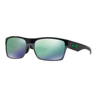 Oakley Asian Fit Sunglasses  oakley twoface asian fit oo9256 03 polished black sunglasses 60