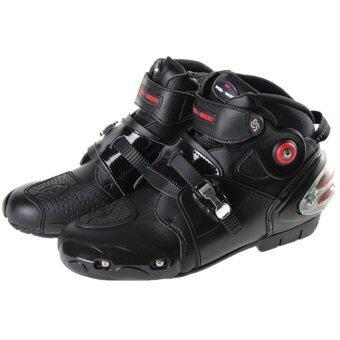 Pro Biker A9003 Motorcycle Boots - Black | Lazada Malaysia