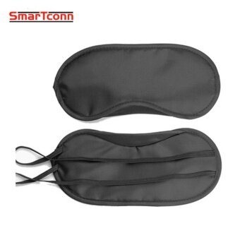 Soft Cover Shade Blindfold Sponge Blinder Eye Patch Hot Selling 3D Eye Mask