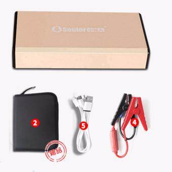 Soulor Powerbank jump start for Petrol and Diesel Car