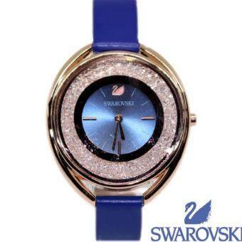 SWAROVSKI WATCH FOR WOMEN (BLUE)