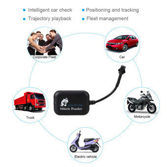 Vehicle Car Global GPS Tracker Real Time Locator 4 Bands TrackingAnti-theft