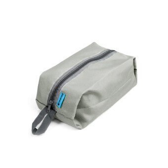 Waterproof Portable Travel Tote Toiletries Laundry Shoe PouchStorage Bag Grey