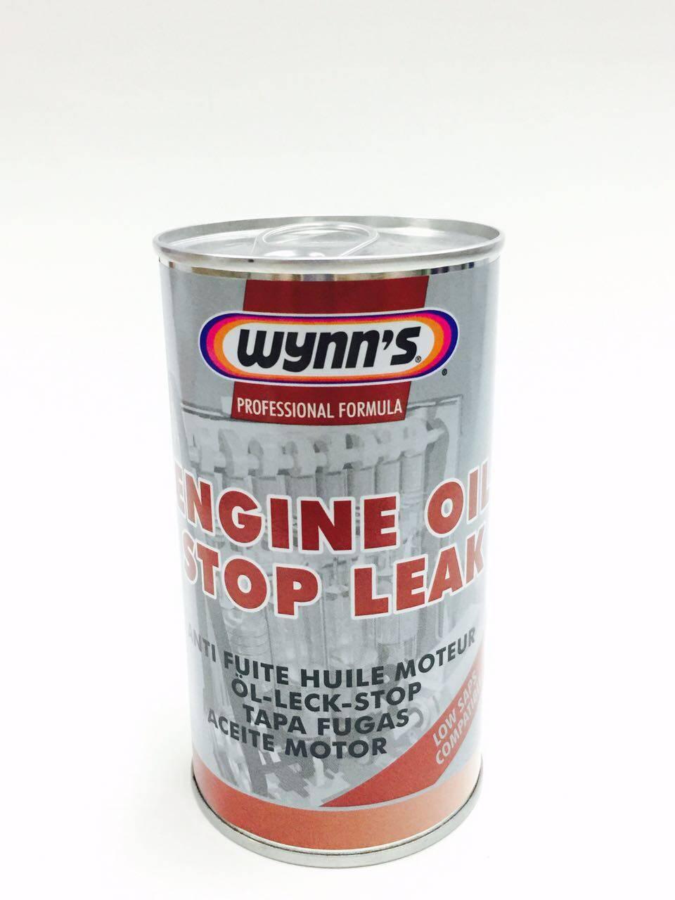 Wynns oil stop leak review