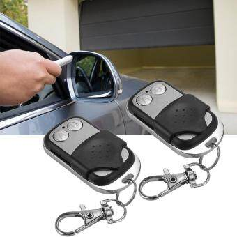 XCSOURCE 2pcs 433mhz Universal Cloning Remote Control Key Fob forGarage Door Gate HS809