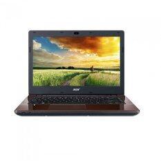 """Acer Aspire E5-474G-53QG i5-6200U/ 4GB/ 1TB/ Nvidia 920M/ W10/ 14"""" (Brown)"""
