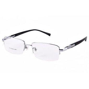 Titanium Glasses Frame Malaysia : Agstum Titanium Half Rim Glasses Frame Prescription ...