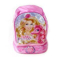 Barbie the Pearl Princess Lunch Bag BB6942 Pink