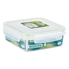 Biokips Container Square Sd2 700Ml W/ Separator