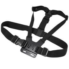 ChicPick Adjustable Chest Harness Mount for GoPro Black