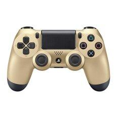DualShock®4 Wireless Controller for PlayStation 4 (PS4) - Gold