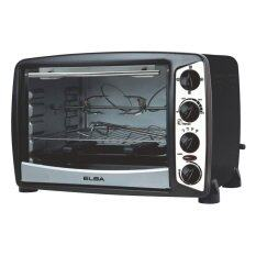Elba EEO-D3016 Electric Oven Black 30L