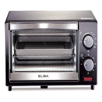 Elba Oven Toaster EOTD0989(BK) 9L Lazada Malaysia