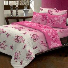 Essina 100% Cotton 620TC Quilt Cover Fitted Bedsheet Bella