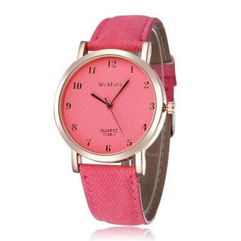 ETOP Luxury Quartz Wrist Watch