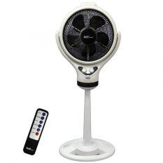 """Eurowind ERW-33E4 14"""" Air Circulation Stand Fan with Remote Controller"""