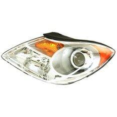 Genuine Hyundai Veracruz Driver Side Headlight Assembly Composite