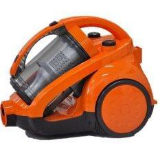 Hanabishi HA 2929V HEPA Cyclonic Bagless Vacuum Cleaner 1600 W