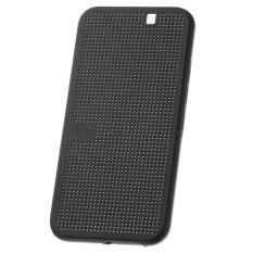 HTC One M9 Plus Dot View Ice Premium Smart Case (Black)