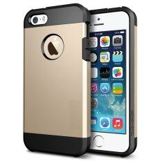 Impact-Resistant Case for iPhone 6 Plus (Gold)