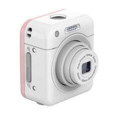 (IMPORT) Altek Cubic Smart Mini Wireless Camera Pink