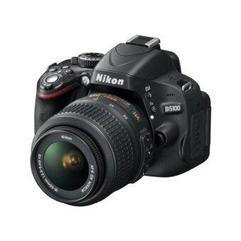 (IMPORT) Nikon D5100 Kit 18-55mm Lens 16.2MP