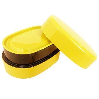 kids bento lunch box set yellow lazada malaysia. Black Bedroom Furniture Sets. Home Design Ideas
