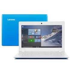 "Lenovo Laptop Ideapad 100S-11IBY 80R2001WMJ 11.6"" Laptop Blue (Z3735F, 2GB, 32GB Storage, Integrated, W10H)"