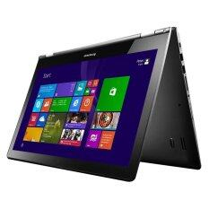 "Lenovo Yoga 500-14IHW 80N5001SMJ Intel Core i3 4GB 500GB 14"" Touch (Black)"