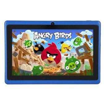 "Macsonic SonicPad7 A7 7"" 8GB WiFi Blue + Assorted Colour Keyboard + Screen Protector"
