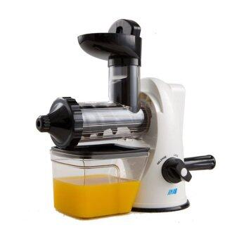 Manual Slow Juicer and Wheatgrass Juicer White Lazada Malaysia