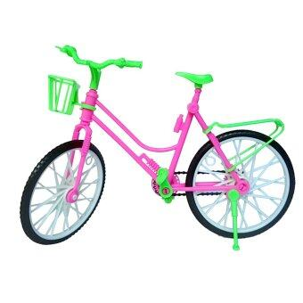Mini Kid Children Toy Plastic Bike Bicycle with Basket for ...