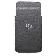 Original BlackBerry Z10 Microfiber Pocket Cover - Grey