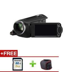 Panasonic HC-V160 Full HD Camcorder (Free 8GB Memory Card + Case)(PANASONIC MALAYSIA 1 YEAR WARRANTY)
