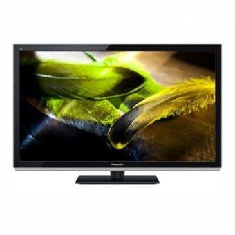 """Panasonic THP50UT50K 3D PLASMA TV 50"""" Black"""