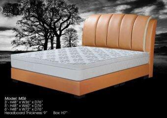 Queen size divan bed 06 5ft lazada malaysia for Queen size divan