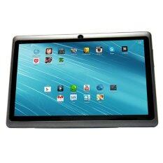 "(REFURBISHED) Ampe Flatpad II A13 Tablet 7"" WiFi Dual Camera Black + DC Charger"