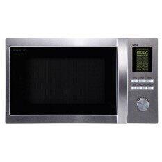 Sharp BIG 34L Grill (1000w) Mircowave Oven R774AST