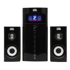 Sonic Gear Evo 7 Pro 2.1 Multimedia Speaker (Black)