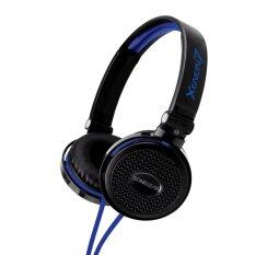 SonicGear Xenon 7 Headset for Mobile Devices (Black/Blue)