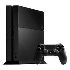 SONY PLAYSTATION 4 500GB (PS4) (SEA Official Warranty) BLACK
