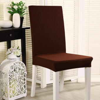 sure fit stretch pique shorty dining room chair slipcover - 28 ...