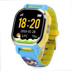 Tencent QQwatch Kids GPS Wrist Watch Phone with Real-time GPS Tracking / SOS Emergency Call (Multicolor)
