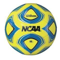 Wilson NCAA Copia Due Replica Soccer Ball, GreenBlue,